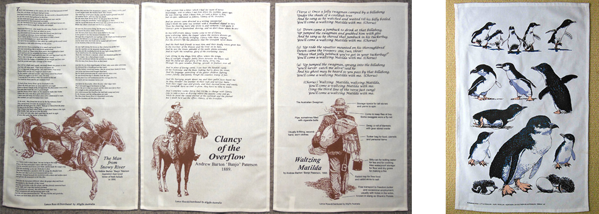 banjo paterson clancy of the overflow